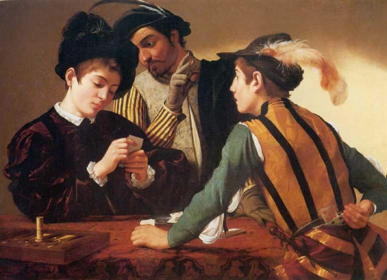Avances de los capítulos (puede contener spoilers)  - Página 6 Caravaggio-galleria-borghese