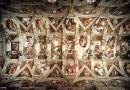 la-cappella-sistina-michelangelo