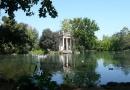 villa-borghese-roma-lago
